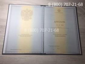 Диплом бакалавра 2011-2013 года 1