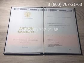 Диплом магистра 2014-2019 года фото 1