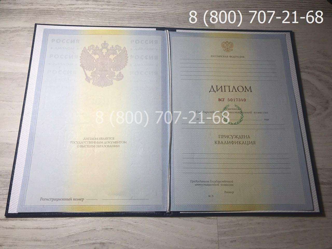 Диплом специалиста 2009-2010 года 1