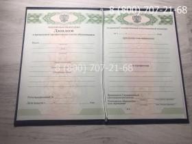 Диплом ПТУ 2011-2019 года 1