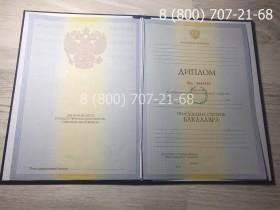 Диплом бакалавра 2010-2011 года 1