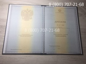 Диплом бакалавра 2011-2013 года 2