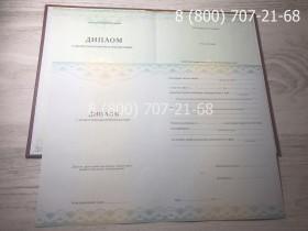 Диплом о профессиональной переподготовке 3