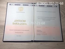 Диплом бакалавра 2014-2019 года 1