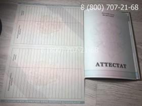 Аттестат 9 класс 2010-2013 года 3