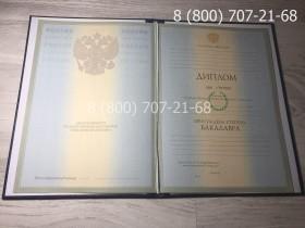 Диплом бакалавра 2004-2009 года 1