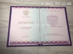 Аттестат 9 класс 2014-2019 года-1