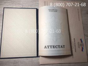Аттестат 11 класс 2010-2013 года-3