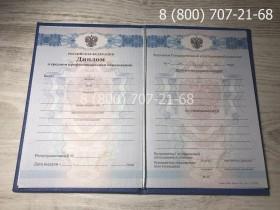 Диплом колледжа 2011-2013 года 1